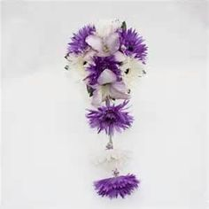 purple bridal bouquets for weddings - Bing Images