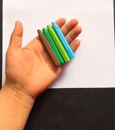 Oil Pastel Drawings Easy, Art Drawings Sketches Simple, Oil Pastel Paintings, Oil Pastel Art, Art Drawings For Kids, Pencil Art Drawings, Landscape Drawing For Kids, Easy Canvas Art, Small Canvas Art