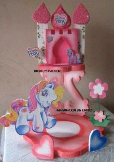 Foam Crafts, Diy And Crafts, Baby Showers, Styrofoam Art, Baby Cinderella, Pony Party, Ideas Para Fiestas, Diy Box, Unicorn Party