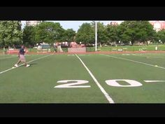 The Dynamic Warm Up - Lacrosse Training
