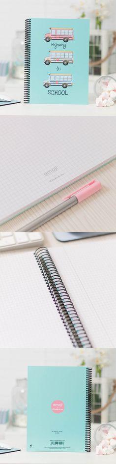 cuadernos bonitos - cuadernos escolares