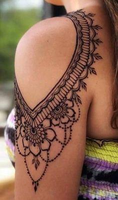 69+ trendy tattoo mandala shoulder floral #tattoo
