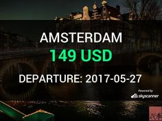 Flight from Miami to Amsterdam by WOW air #travel #ticket #flight #deals   BOOK NOW >>>