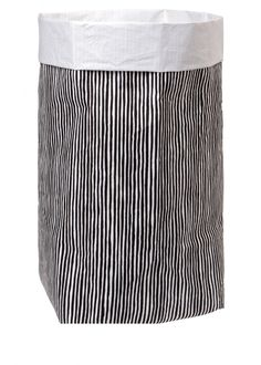 Varvunraita Container by Marimekko Pure White, Black And White, Textures Patterns, Geometric Patterns, Marimekko, Soft Fabrics, Pattern Design, Living Spaces, Interior Decorating