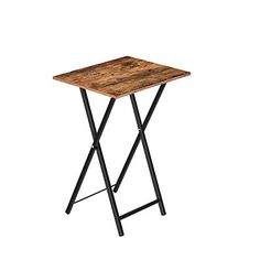 Option for TV tray; week 4