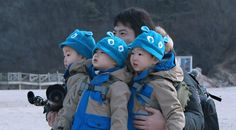 Daehan, Minguk, Manse and appa | The Return of Superman