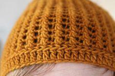 Waffle Stitch Hat