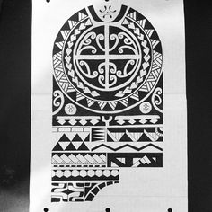 Polynesian Tattoo Drawings | tumblr_mdb2g4oFhQ1qg1u93o1_1280.jpg
