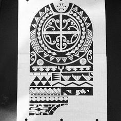 Polynesian Tattoo Drawings | tumblr_mdb2g4oFhQ1qg1u93o1_1280.jpg