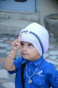 Cute Kids, Cute Babies, A Passage To India, Guru Gobind Singh, Punjabi Couple, Kundalini Yoga, Cute Pictures, Identity, Baby Boy