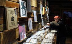 Acme Records, Milwaukee, WI.