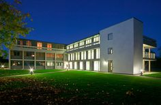 Photoshoot: Wolfson College Accommodation by Berman Guedes Stretton Architects © Quintin Lake