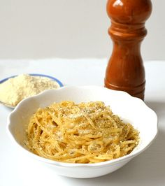 Black Pepper & Parmesan Pasta ~ Easy & Tasty recipe on Food52.com