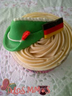 cupcake fiesta alemana