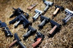 Banning Guns: California Trying To Pass More Restrictive Laws