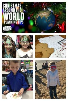 Christmas Around the World Ideas