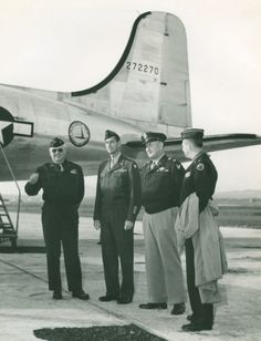 Vintage US Army Air Forces Official Photograph. Stamped on back.    The unit was activated on 12 June 1942 and conducted aircraft ferrying to Europe and other transport operations. In July 1944, the mission of Presque Isle AAF was changed to be that of a port of debarkation and caring for casualties from the front in France. With the end of combat in Europe, beginning in June 1945, troops scheduled for redeployment from Europe to the South Pacific began arriving for training bases in the…