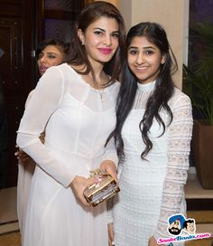 Anil Kapoor Birthday Bash in Dubai -- Jacqueline Fernandez and Karishma Sethi Picture # 327717