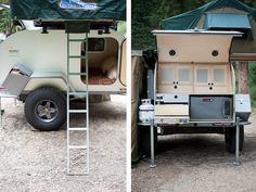 Moby1 XRT Teardrop Trailer - Detailed Photos - Selectism
