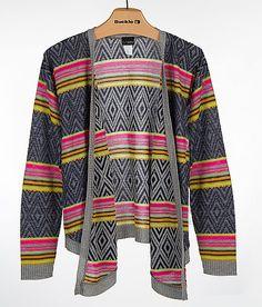 'Daytrip Flyaway Cardigan Sweater' #buckle #fashion www.buckle.com