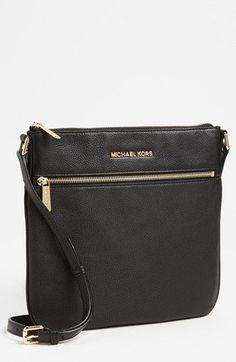 31a45093d396 MICHAEL Michael Kors 'Bedford' Crossbody Bag available at #Nordstrom Bolsas Michael  Kors,