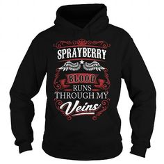 SPRAYBERRY, SPRAYBERRYBIRTHDAY T-Shirts & Hoodies Check more at https://teemom.com/best-sellers/sprayberry-sprayberrybirthday.html