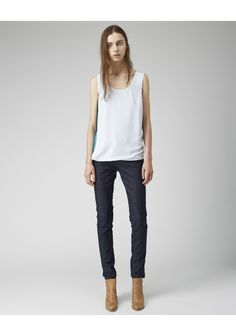 Skinny Jeans by MM6 by Maison Martin Margiela