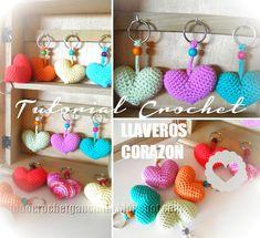 Keychains to crochet amigurumi Crochet Letters Pattern, Crochet Blanket Patterns, Baby Blanket Crochet, Crochet Baby, Crochet Mandala, Crochet Poncho, Knit Or Crochet, Crochet Gifts, Crochet Stitches Chart