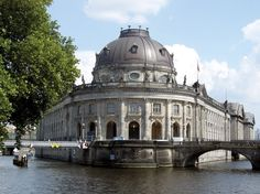 Visit the Bode Museum Berlin for free with a Berlin Pass. Bode Museum is home to a collection Sculptures, Byzantine Art, over coins and medals. Museumsinsel Berlin, Berlin Photos, Berlin Germany, Germany Europe, Bode Museum, Berlin Photography, Museum Island, Central Europe, City Break