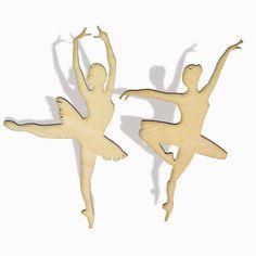 Купить модель балерина в пассе в интернет-магазине Kroko&woodi