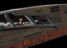 1/72 Moldy Crow Resin Model Kit starship trooper