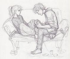 Theresa and Ian (SC or TF)