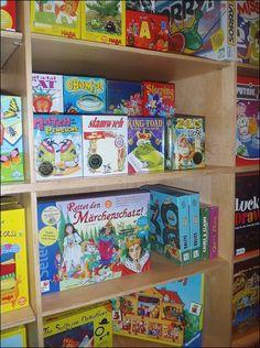 Julia's Bookbag: Clover Toy Store