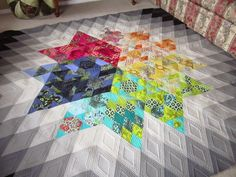 Gravity Quilt - One of My Own