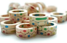 Pencils rings