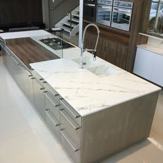 dekton kairos island benchtop dekton pinterest countertops kitchens and kitchen reno. Black Bedroom Furniture Sets. Home Design Ideas
