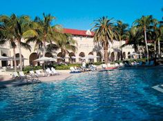 Casa Marina Resort- Waldorf Astoria.  Ocean front location with the largest private pool in Key West