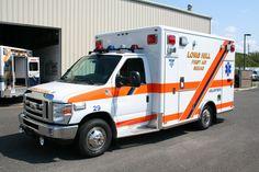 VCI-Horton-Ambulances-Type-I-model  Vintage Ambulances