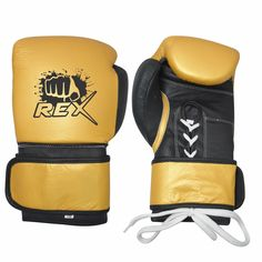 Gold Boxing Gloves, Judo, Karate, Hoodie, Train, Shorts, Sneakers, Leather, Accessories