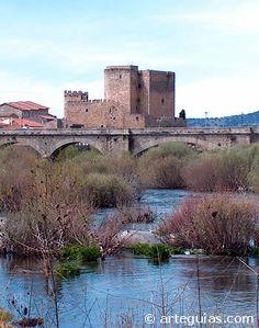 Castillo del Puente del Congosto, Salamanca