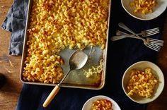 Baking Sheet Macaroni and Cheese Recipe on Food52 recipe on Food52