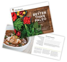 Better-than-Paleo Recipe eBook