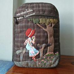 Patchwork Bags, Quilted Bag, Creative Bag, Japanese Bag, Fabric Bags, Girl Backpacks, Handmade Bags, Beautiful Bags, Purses And Bags