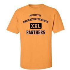 Washington Community High School - Washington, IL | Men's T-Shirts Start at $21.97