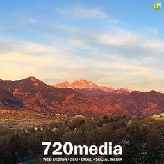 photo by #TaaDixon #720media Colorado Springs website design