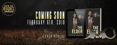 Cover Reveal - The Elder by Celia Aaron @CeliaAaron_     Title: The Elder  Author: Celia Aaron  Genre: Romantic Suspense Cover Design: Perfect Pear Photo: Wander Aguiar Model: Forest  Release Date: February 6 2018  Blurb  A shocking murder.  A suspicious son.  A dedicated detective.  In Azalea Mississippi the only thing hotter than the summer days are the men of the King family. When the patriarch Randall King is found dead Detective Arabella Matthews will race the clock to stop the killer…