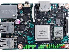 With the Raspberry Pi 4 at least a year away, Asus' £55 board offers a stopgap for those looking for more power.