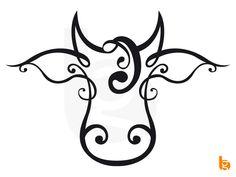 Cow Tattoo by ~genvi on deviantART