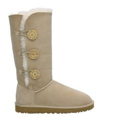 Cheap Uggs Boots outlet Online uggshop - Off UGG Bailey Button Triplet 1873 Boots Sand [Ugg boots -
