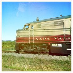 Napa Wine Train and bus info from san fran to napa--girls get away trip??